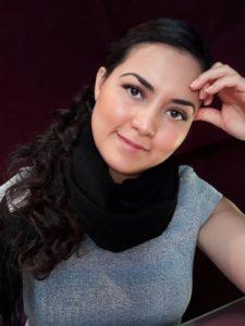 Géraldine Martínez Benítez (soprano)